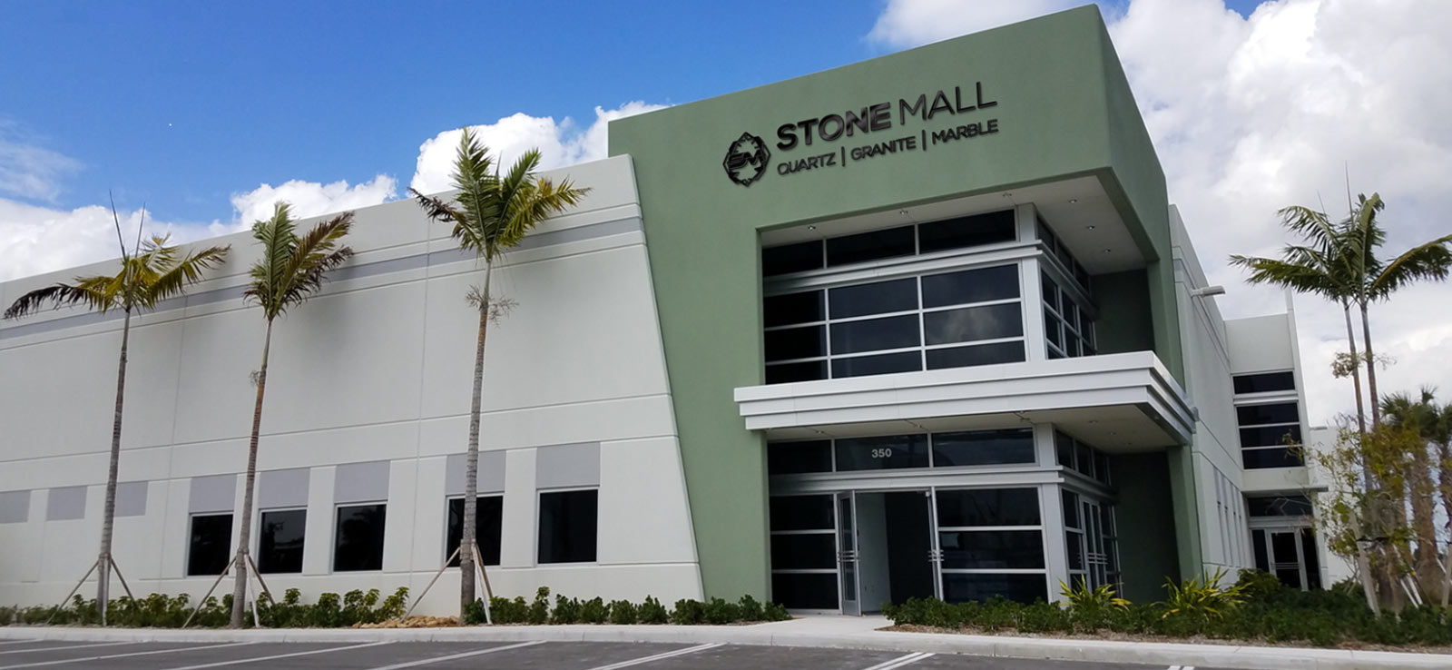 Stone Maill store exterior